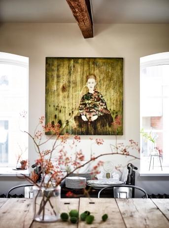 Beautiful Apartment In Malmo Sweden Aa Design Studio - Sleek-and-beautiful-apartment-in-sweden